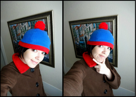 Stan Marsh wip by PuppetsFall