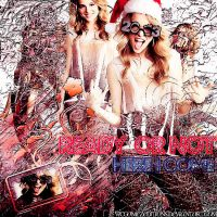 Blend Bridgit Mendler #1 by VicGomezEditions