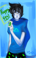 Happy 413: a little late, but ok. by KillerShinigami