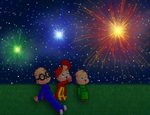Happy Independence Day!!! by chibialvin