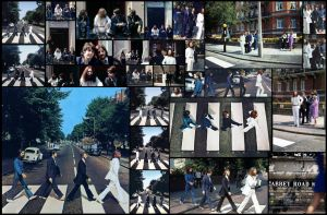 Every Beatles Abbey Road Picture by DrSwany22