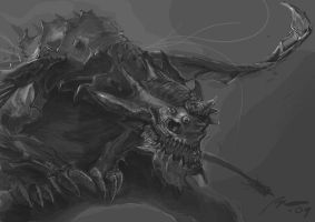 CAIUS CARNIVORE by ivanalexander