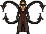 Doctor Octopus (Earth-96283) by MicroManED