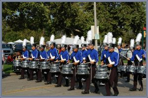 Blue Devils 2008 Marching by sevnated