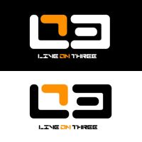 Live On Three Logotype by Momillo