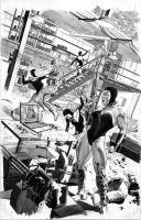 FEAR ITSELF HOMEFRONT5 Pg14 BW by mikemayhew