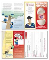 Graduation Giving Brochure by parka