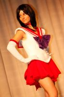 Sailor Mars by Muralu