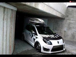 Renault twingo RS by hesoyam25