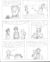 Bits and Bytes - Digimon Day 1 by TheRaven-King