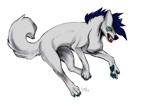 [commission] Ray by She-WolfGuree