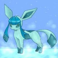 Pokemon Glaceon by RiseJackFrost