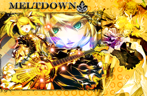 Rin Kagamine - Meltdown by Inra98