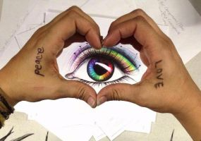 You might say eye'm a dreamer by artisticalshell