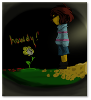 ...:: It's Just A Normal Flower.. ::... by x-xLostSoulx-x