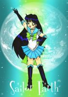 Sailor Earth 4 Chelsey-Chan by Magical-Mama