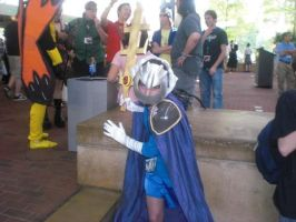 My Meta Knight costume by ceebers