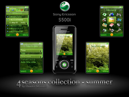 4seasons collection - summer by haadesm