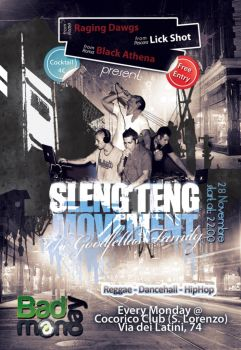 Sleng teng Movement by Shateone