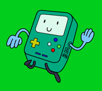 BMO dancing by smawzyuw2