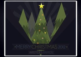 * Merry Christmas 2012 * by ArizRamoz