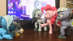 papercraft Pie sisters by robicraft