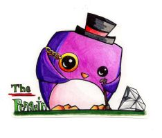 The Penguin by CubbiLovesYou22