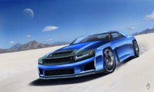 Adrian's Concept car by Nism088