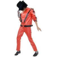 Michael Jackson Thriller Cosplay Costume by morseedwina