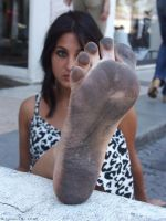Extreme Urban Sole Makeup 02 by Feetosopher