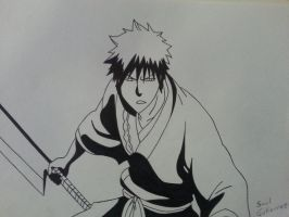 Bleach: Ichigo by GrayCrow180