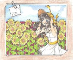 Sunflowers by Gio-13