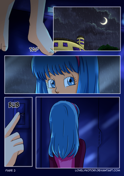 Commission: Shortcomic - Bad Day - Page 2 by lovelykotori