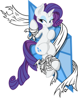 Rarity - Calling Unbound by Quent0S