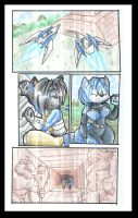 StarFox. Dragon Planet. Page 1 by Virus-20