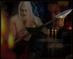 Nuada Forgotten by you perhaps by GabbyLeithsceal
