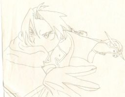 Edward Elric 03 by yumithespotter