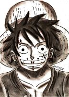 BodMod: Luffy by Koza-Kun