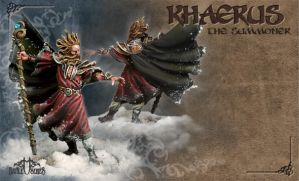 Battle series - Khaerus by Yerahmeel