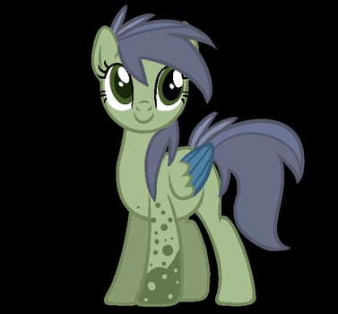 (Taken)Adoptable: Color Blind by AppleheadNightcore1