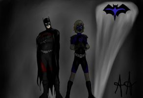 The New Batman and Robin by StupidLesson