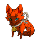 My Fire Fox by PanamaDiva