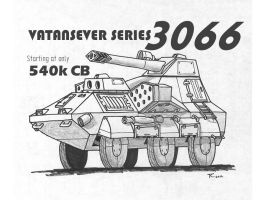 Vatansever Militia AFV Is Cheap! by TheCentipede