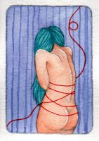 ATC - String 1/3 by Heidieeh