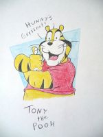 Tony the Pooh by Spinky1