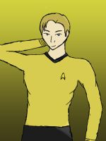 Jim Kirk by MissPsycopath