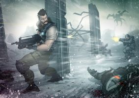 Killzone 3 by PatrickBrown