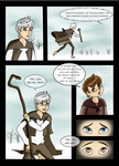 Jack Frost and the cold family meeting p.2 / 4 by chillydragon