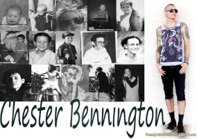 Happy Birthday 37th ChesterBe! by SteadyLittleSoldier