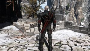 Wolven armor mastercrafted -back by Scratcherpen